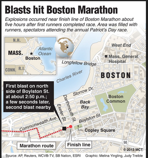 boston map 444