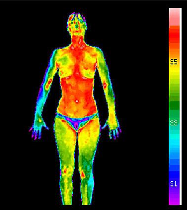 infra red skin