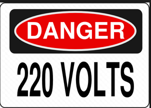 kennedy 220 volts